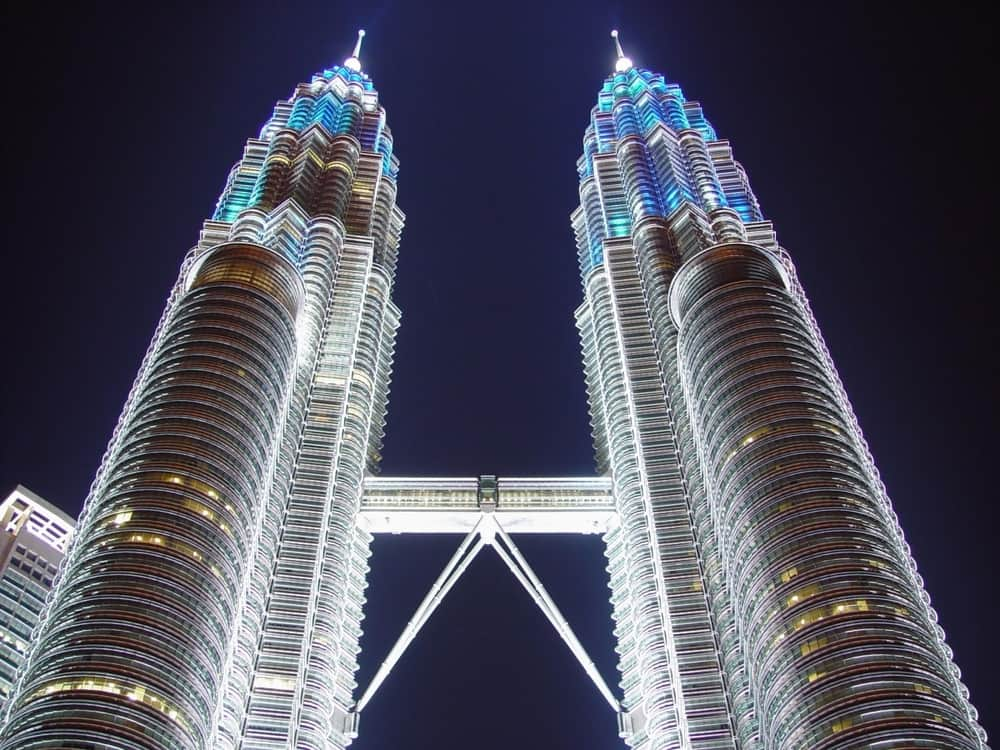 Petronas Towers – architectural wonder