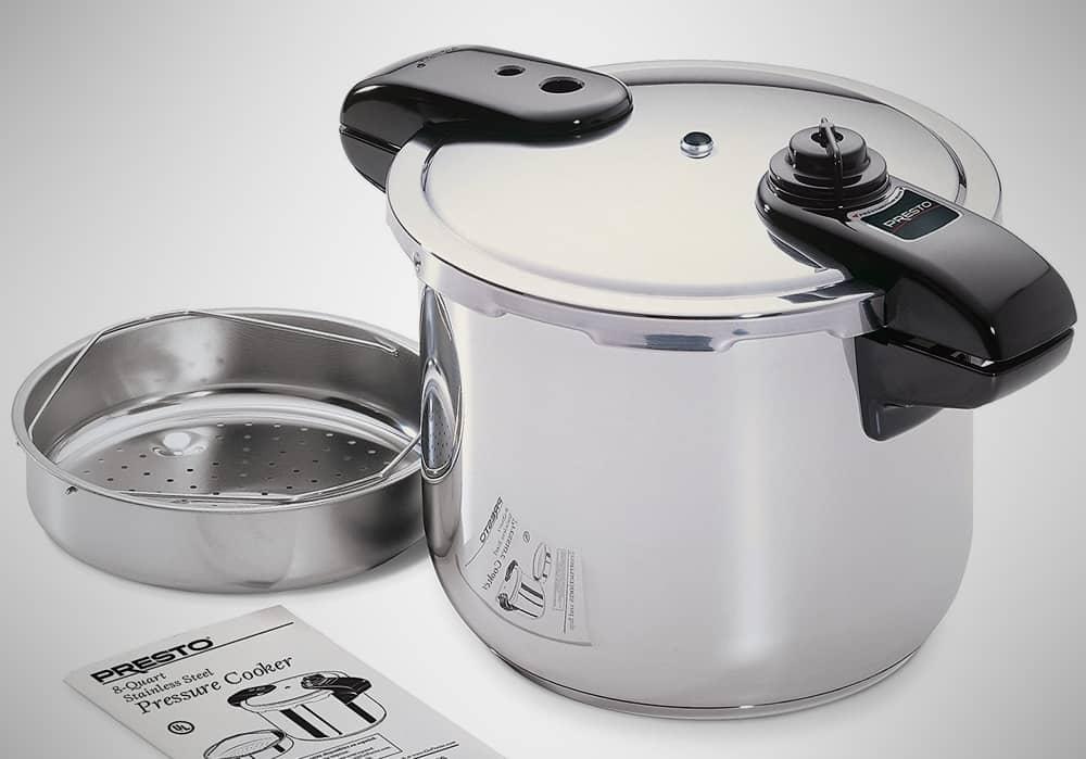 Presto 01370 Stainless Steel – pressure cooker