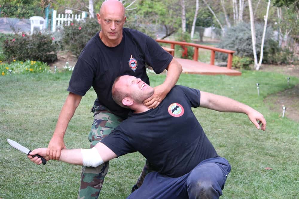 Pull Closer – self defense tip