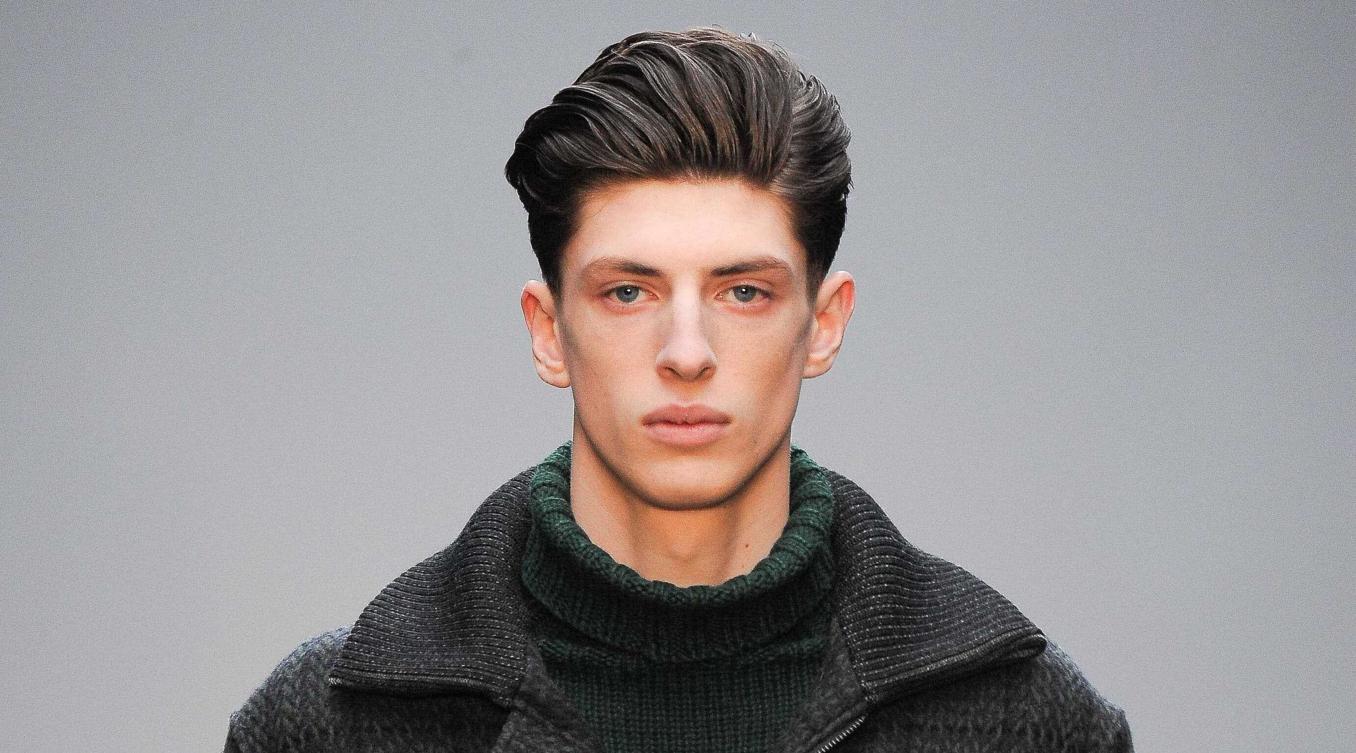 Quiff – classic mens hairstyle
