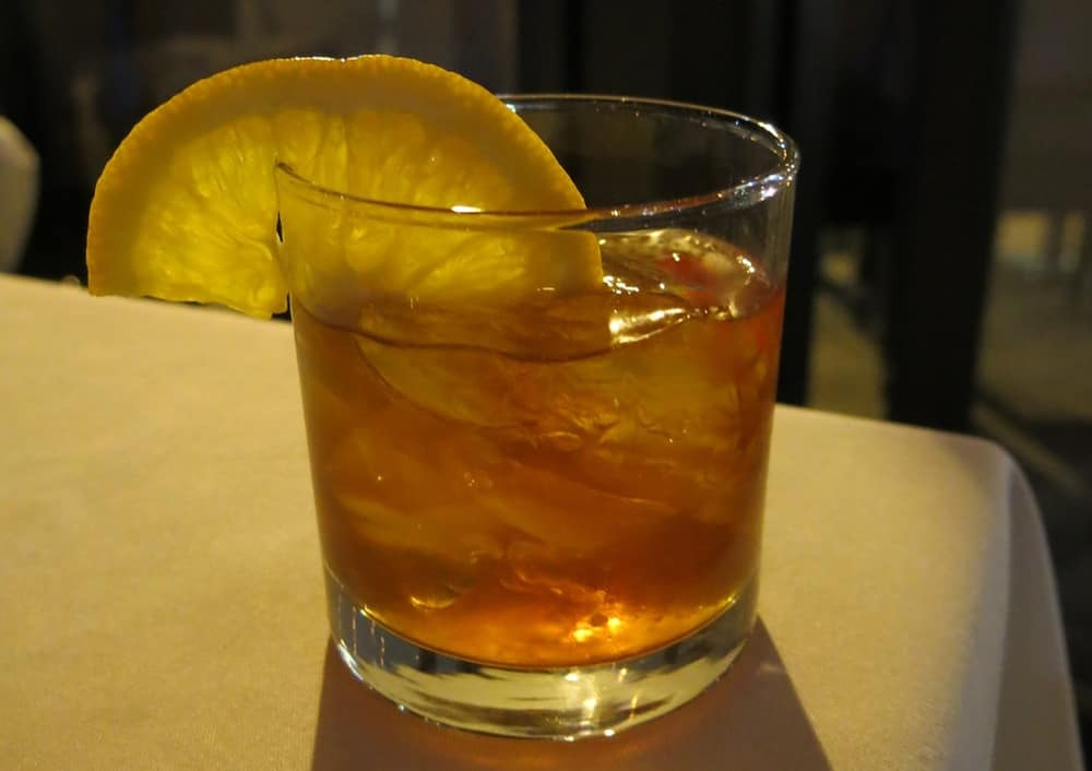 Reserva Zest – rum cocktail
