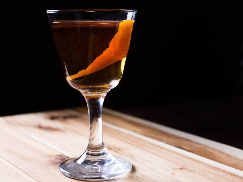 Rob Roy – whiskey drink