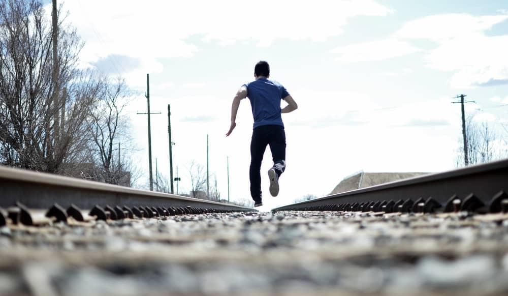 Run – self defense tip