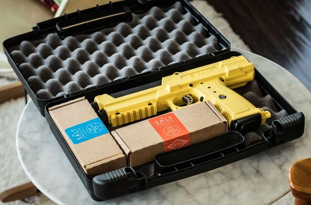 Salt Supply Co. s1 Pepper Spray Gun – self defense weapon