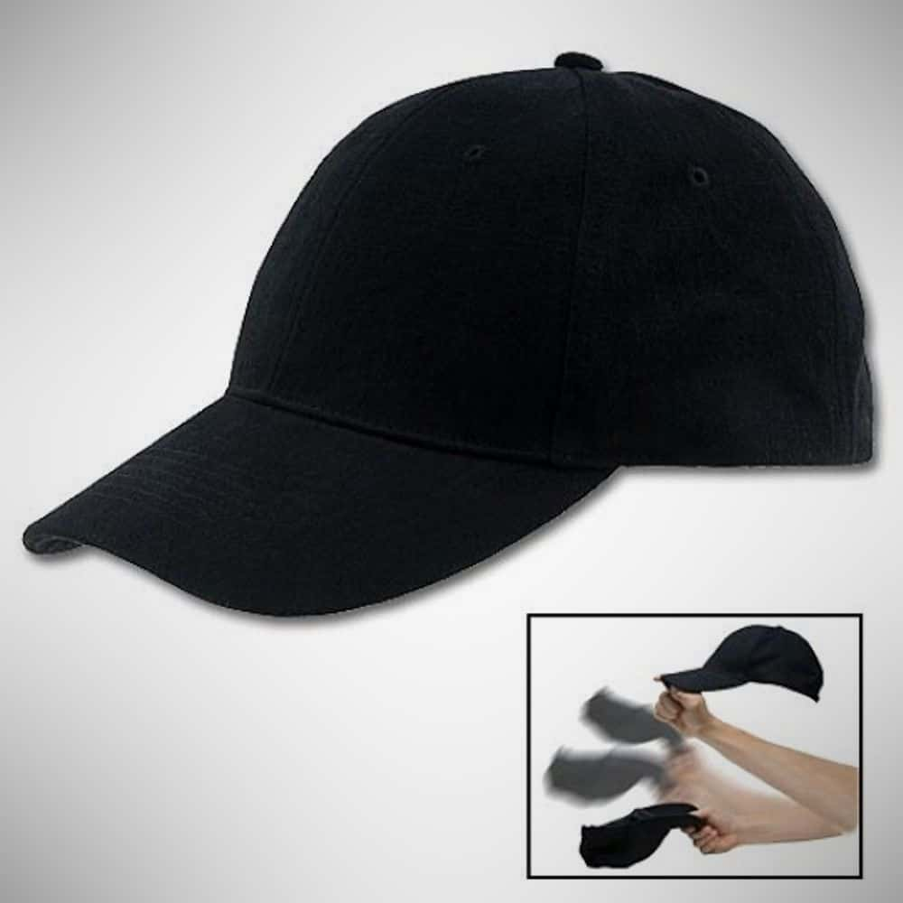 Sap Cap – self defense weapon