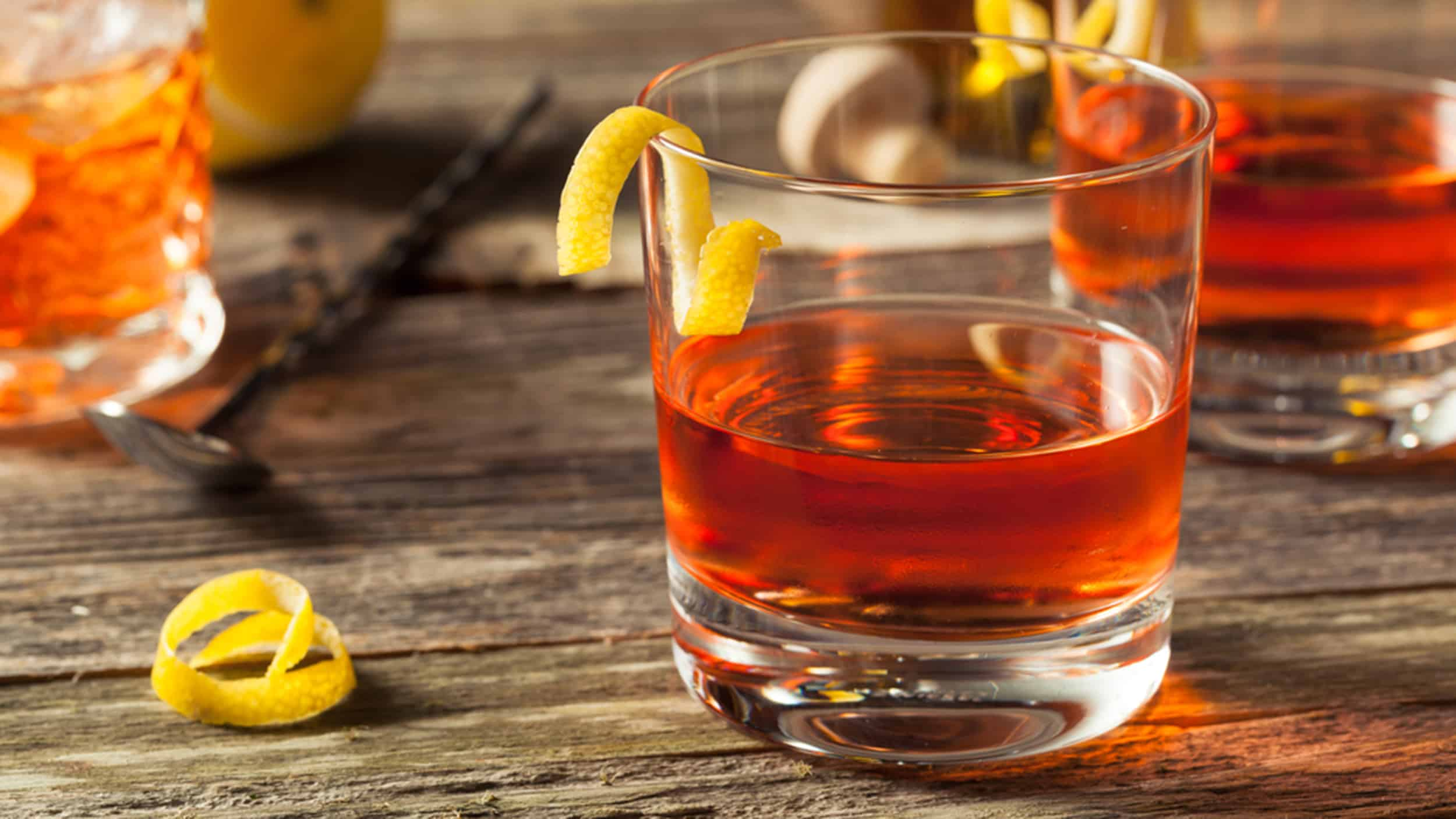 Sazerac – whiskey drink
