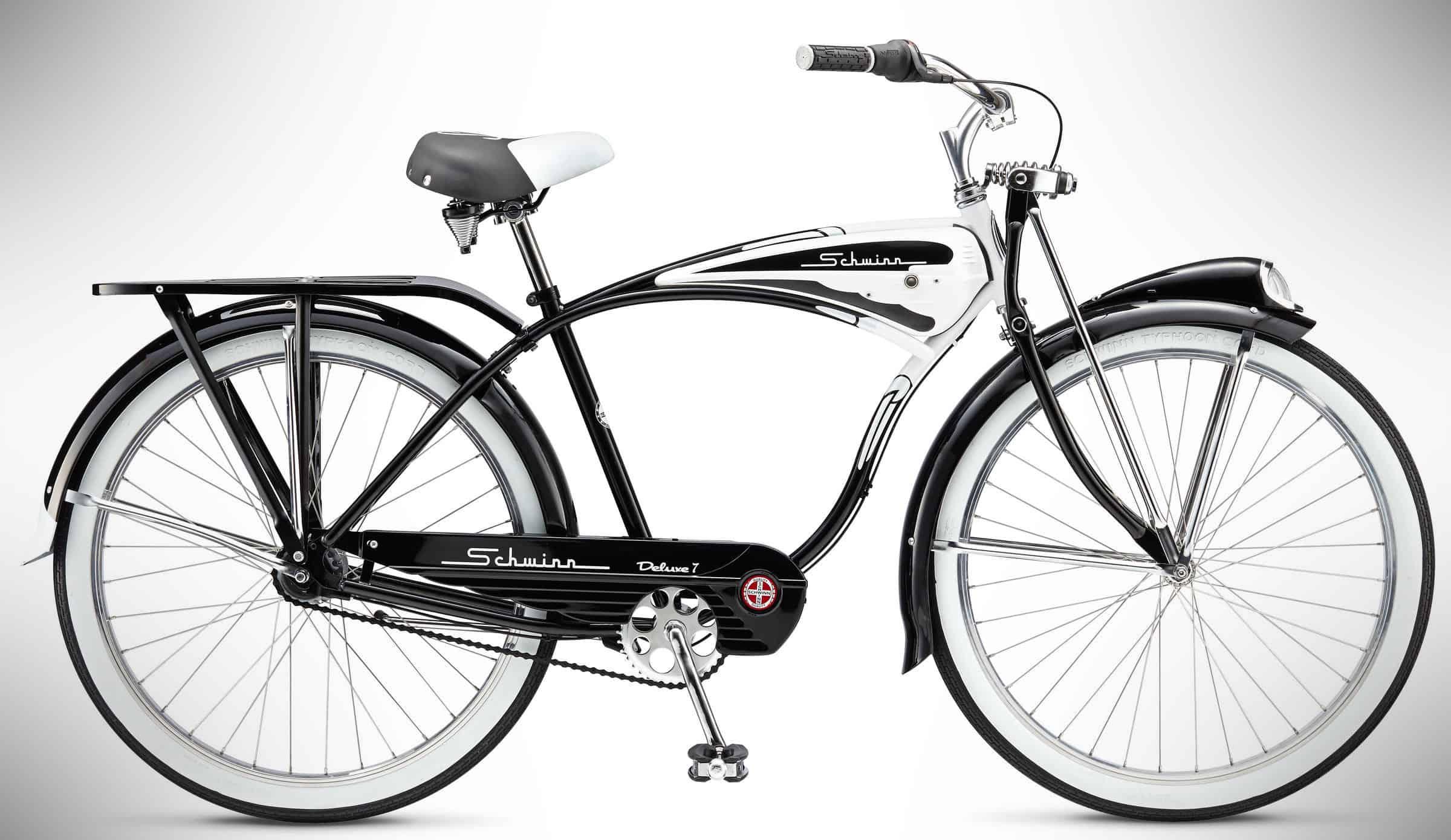 Schwinn Classic Deluxe 7 – cruiser bike