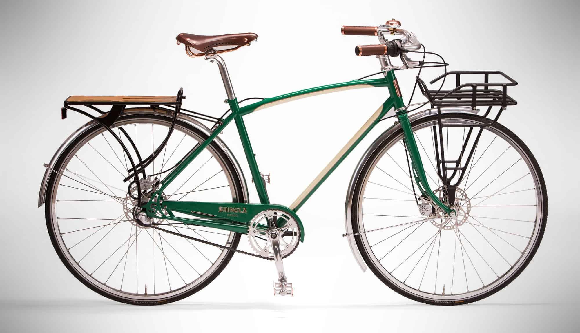 Shinola Bixby – cruiser bike