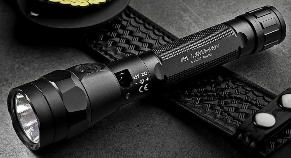 Surefire R1 Lawman – tactical flashlight