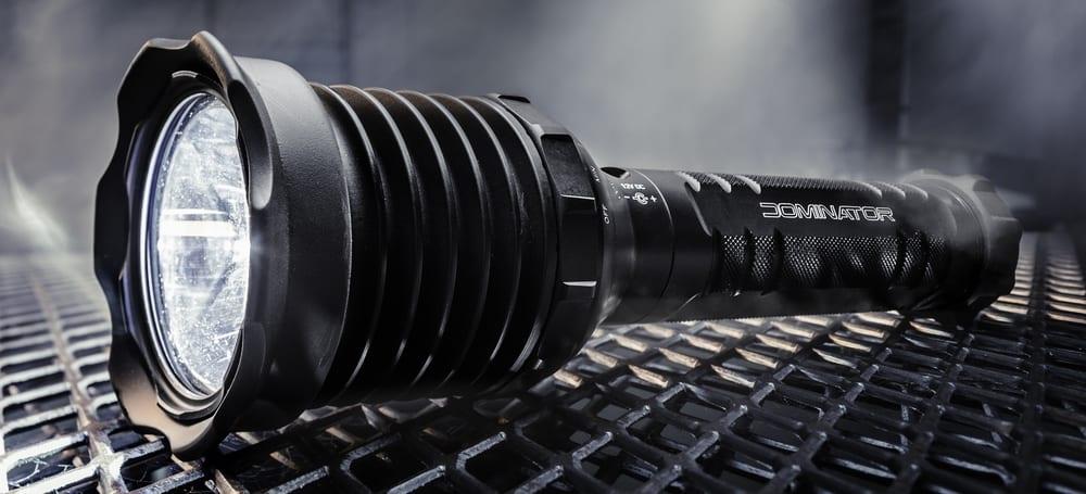 Surefire UDR Dominator – tactical flashlight