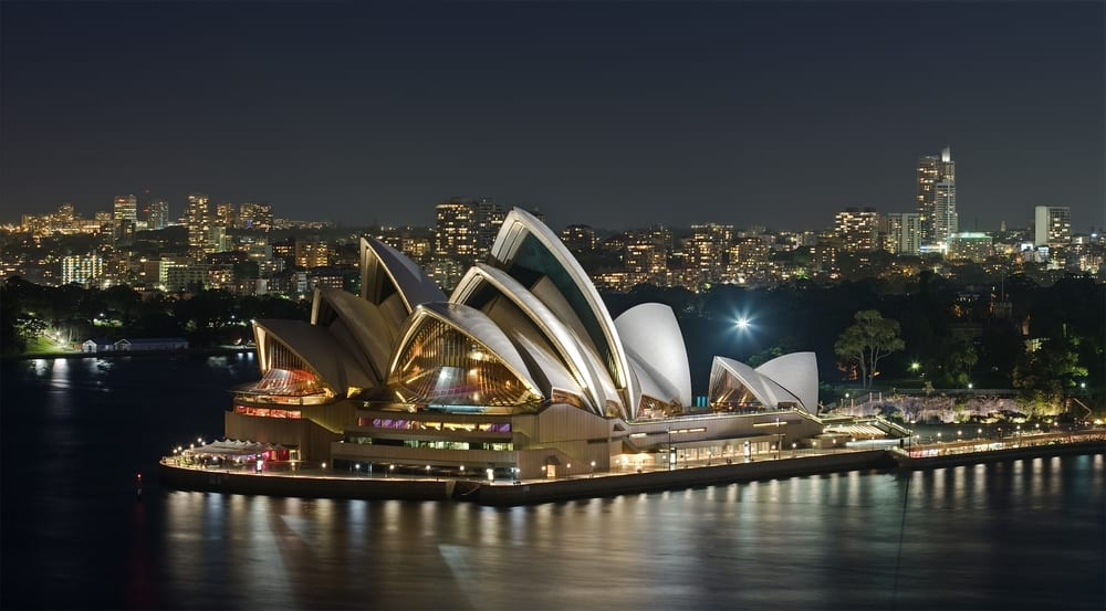 Sydney Opera House – architectural wonder