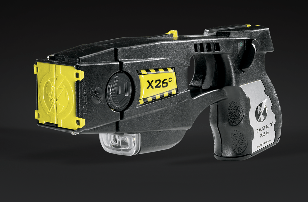 Taser X-26c – self defense weapon