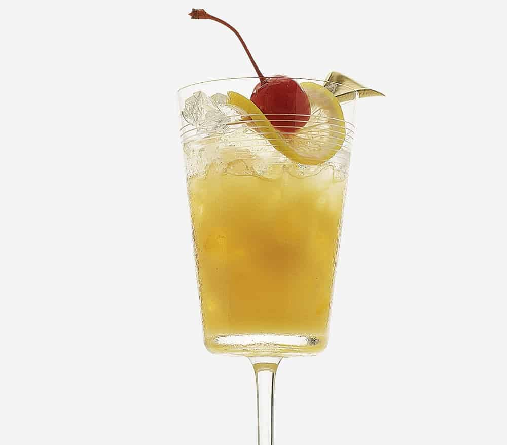 The Golden Age – rum cocktail