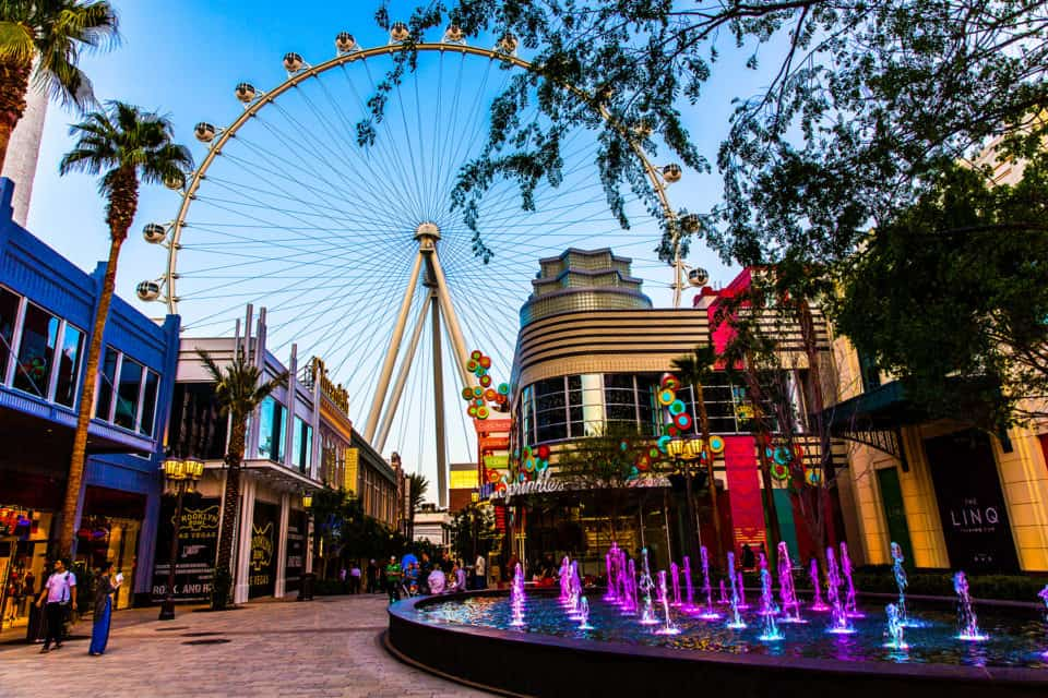 Group Hotel Booking Las Vegas