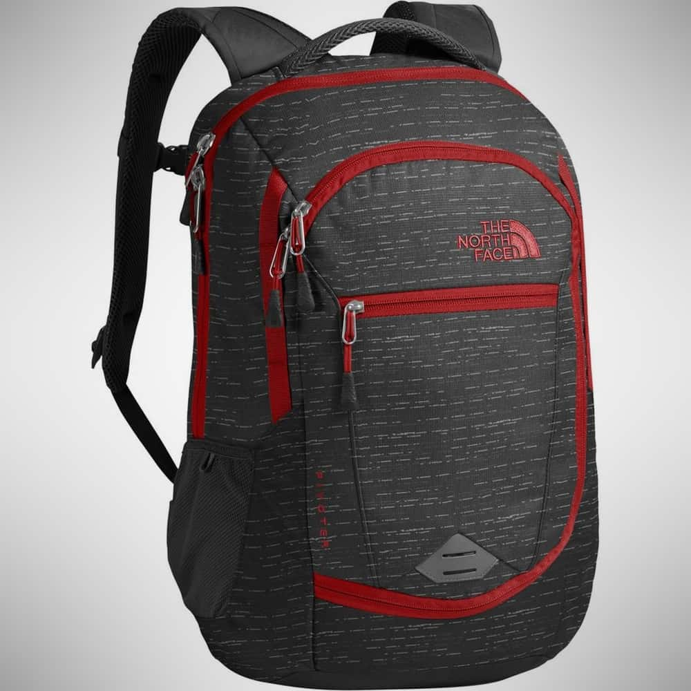 The North Face Pivoter – mens backpacks for work