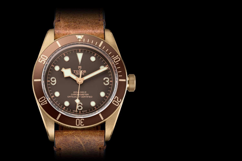 Tudor Heritage – bronze watch