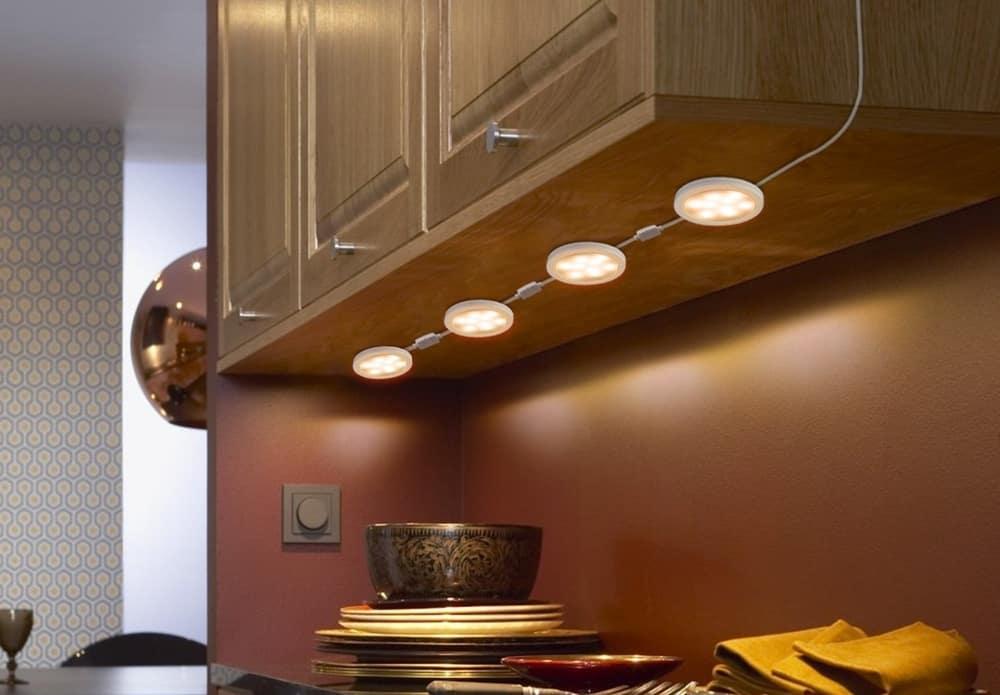 Under Cabinet Puck Lights