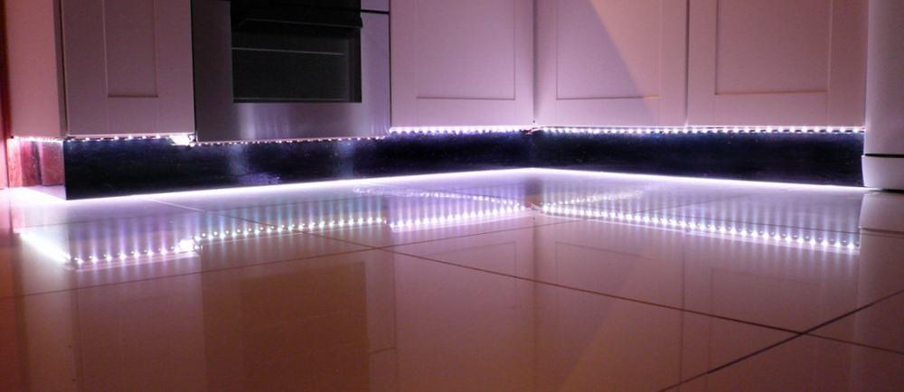 Under Cabinet Rope Lights
