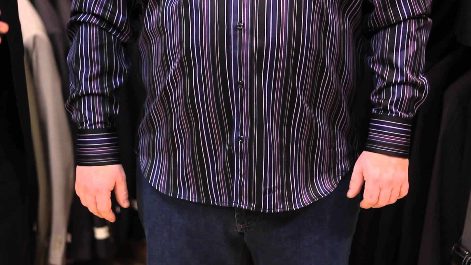 Untucked Dress Shirt – fashion mistake