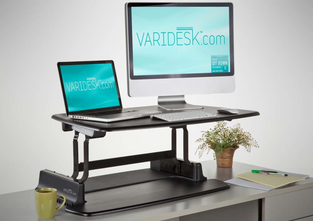 VARIDESK Adjustable – standing desk