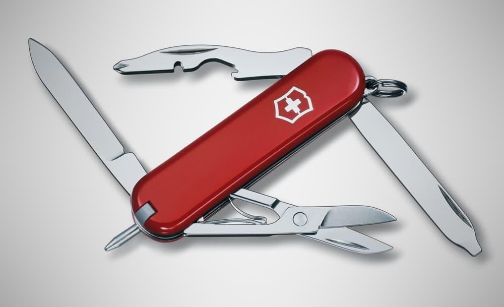 Victorinox Manager – keychain tool