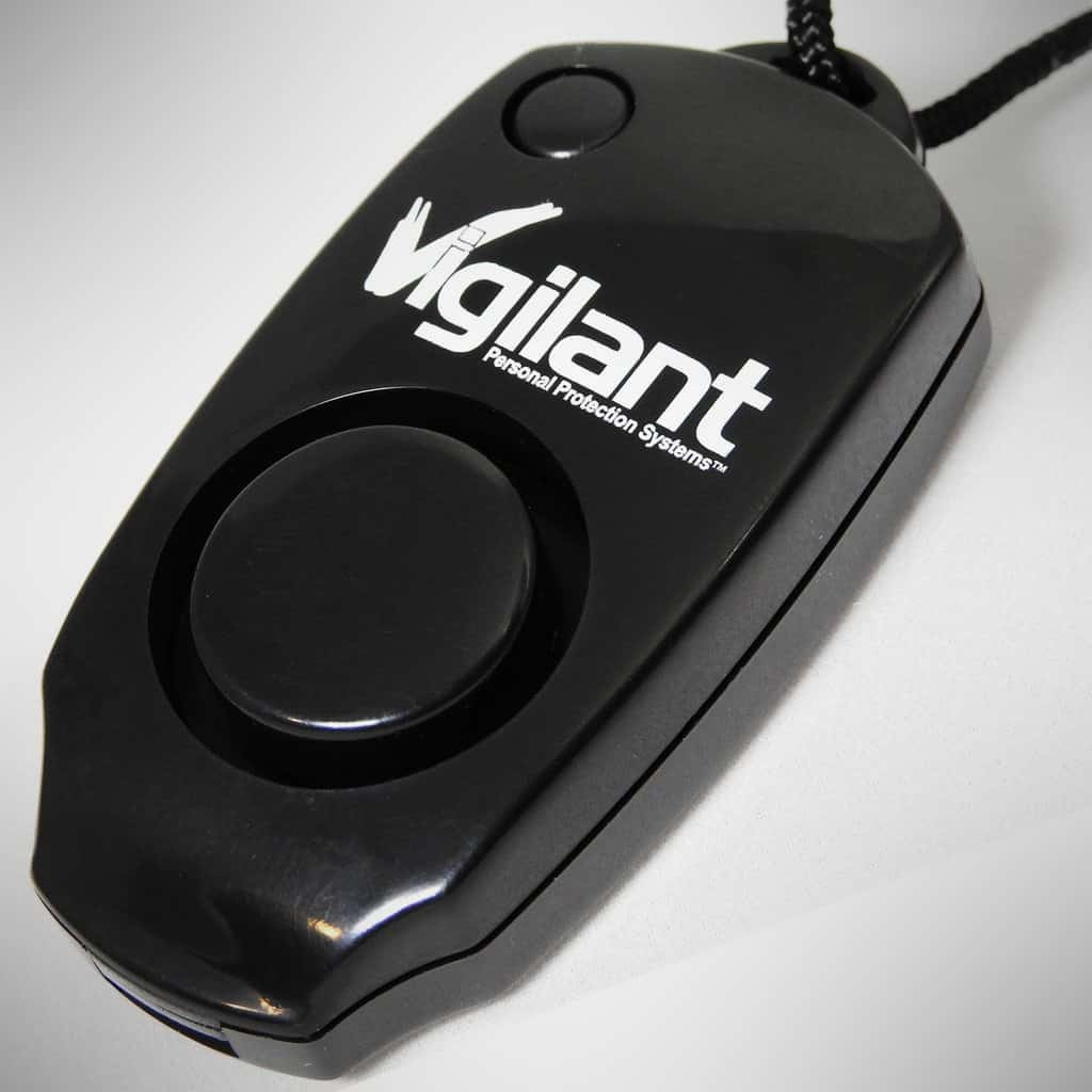 Vigilant 130dB Personal Alarm – self defense weapon