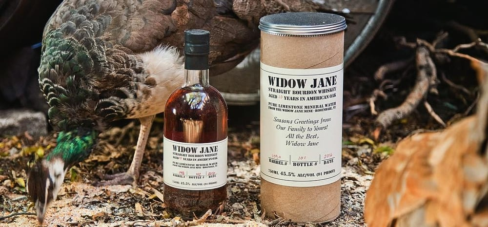 Widow Jane 10-Year Old Bourbon