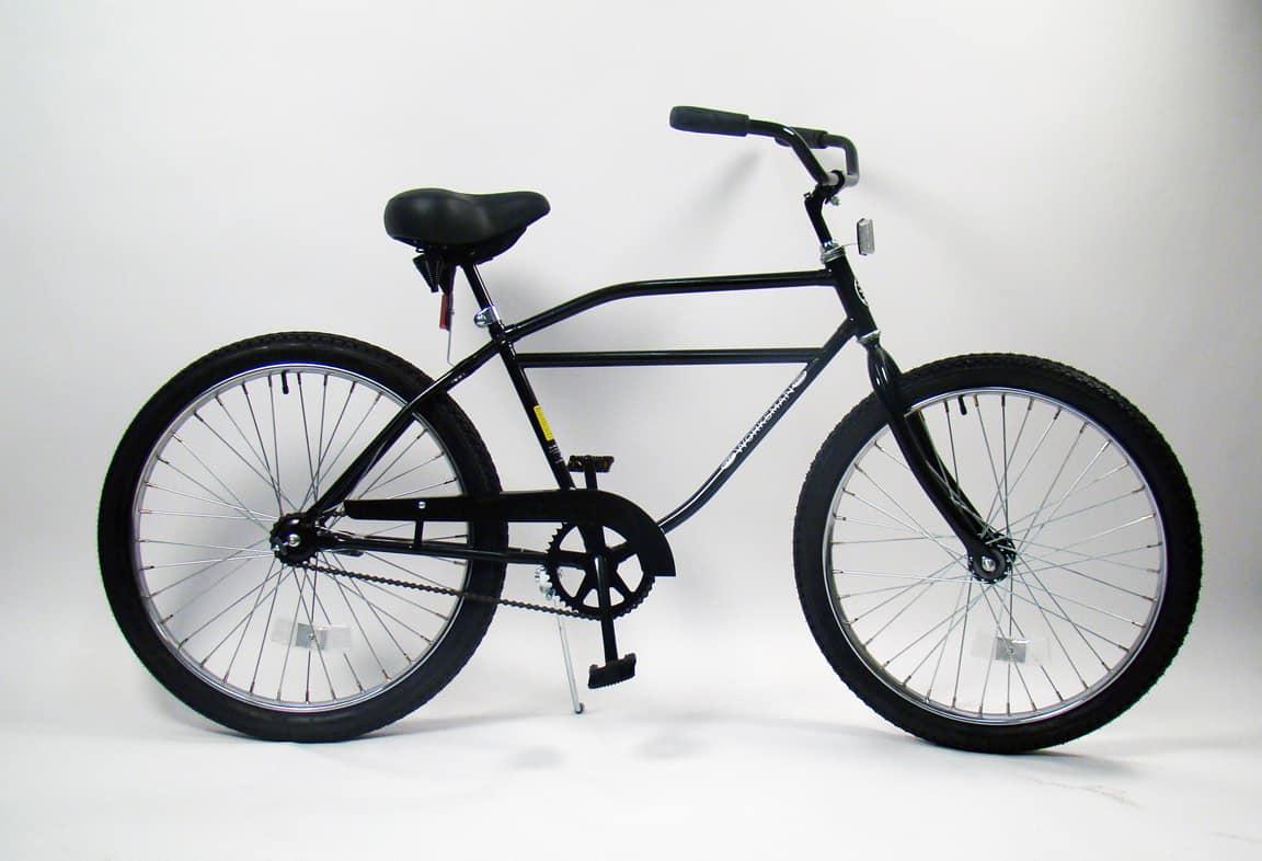 Worksman Cycles Retro Classic Cruiser Bike