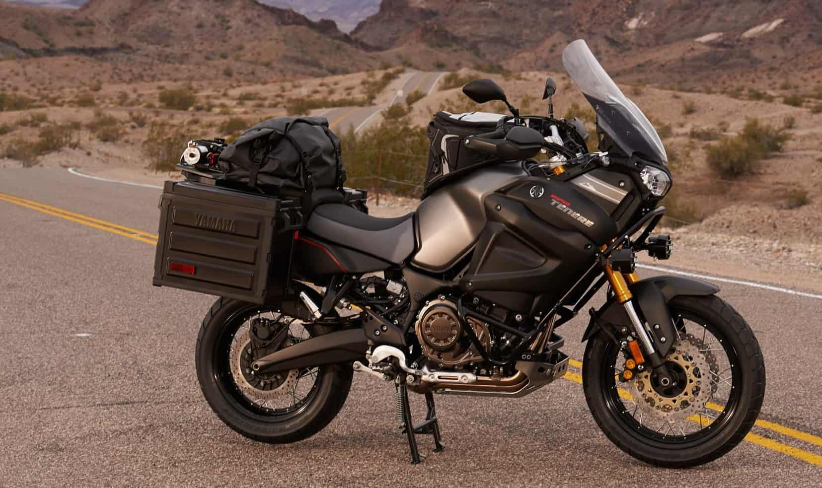 Yamaha Super Ténéré – adventure motorcycle
