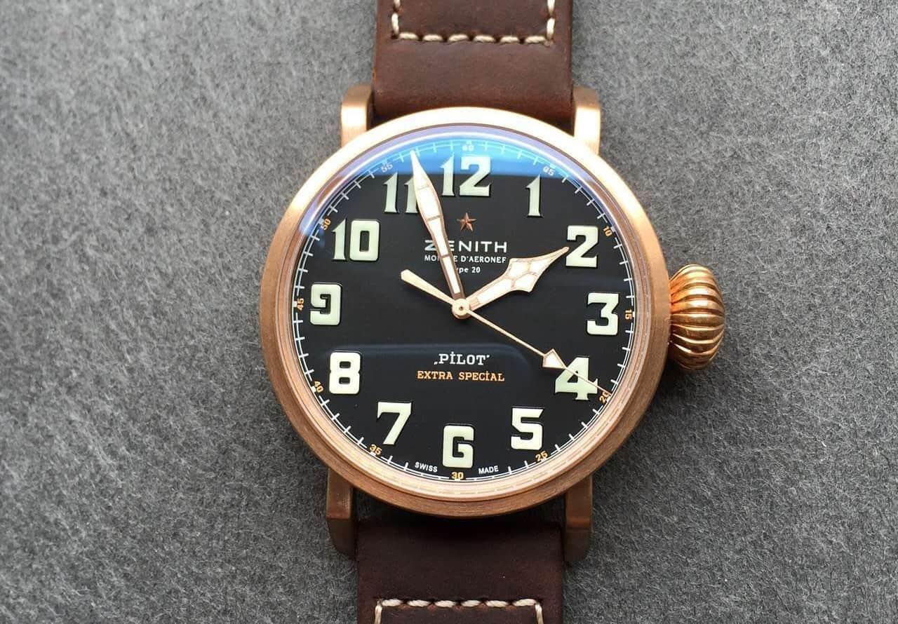 Zenith Pilot Type 20 Extra Special – bronze watch