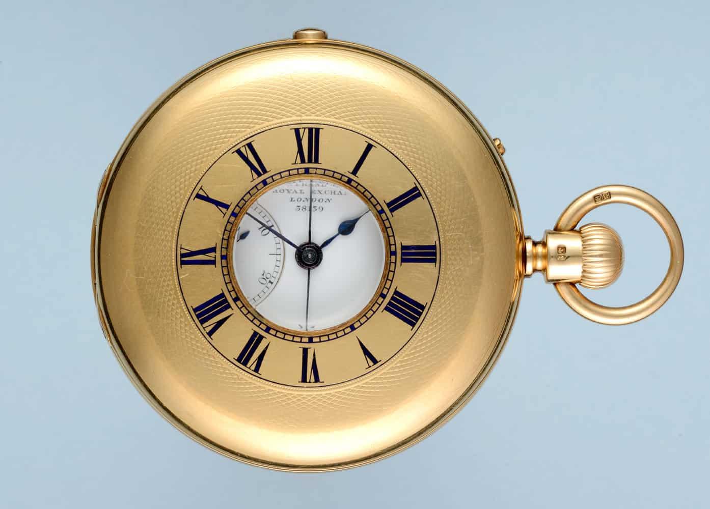 Adolphe Nicole – how to chronograph