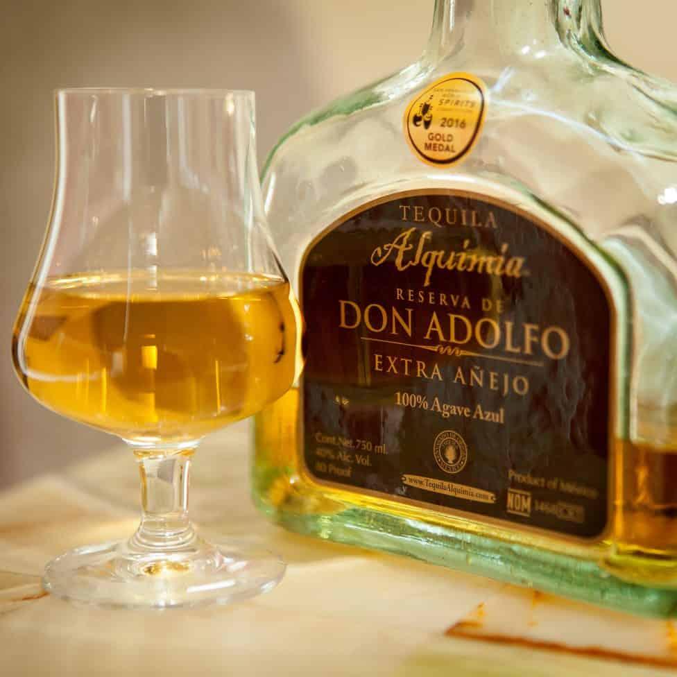 Alquimia Reserva de Don Adolfo – best tequila