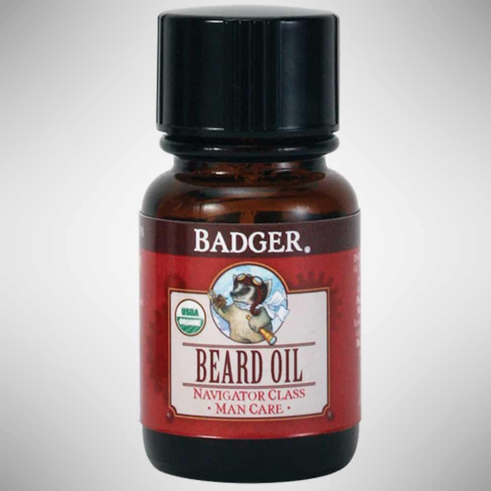 Badger Navigator Class – beard oil