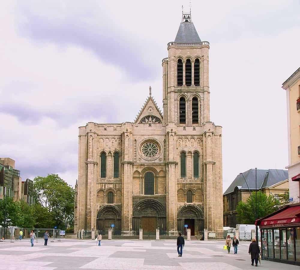 Basilica of Saint Denis – gothic architecture