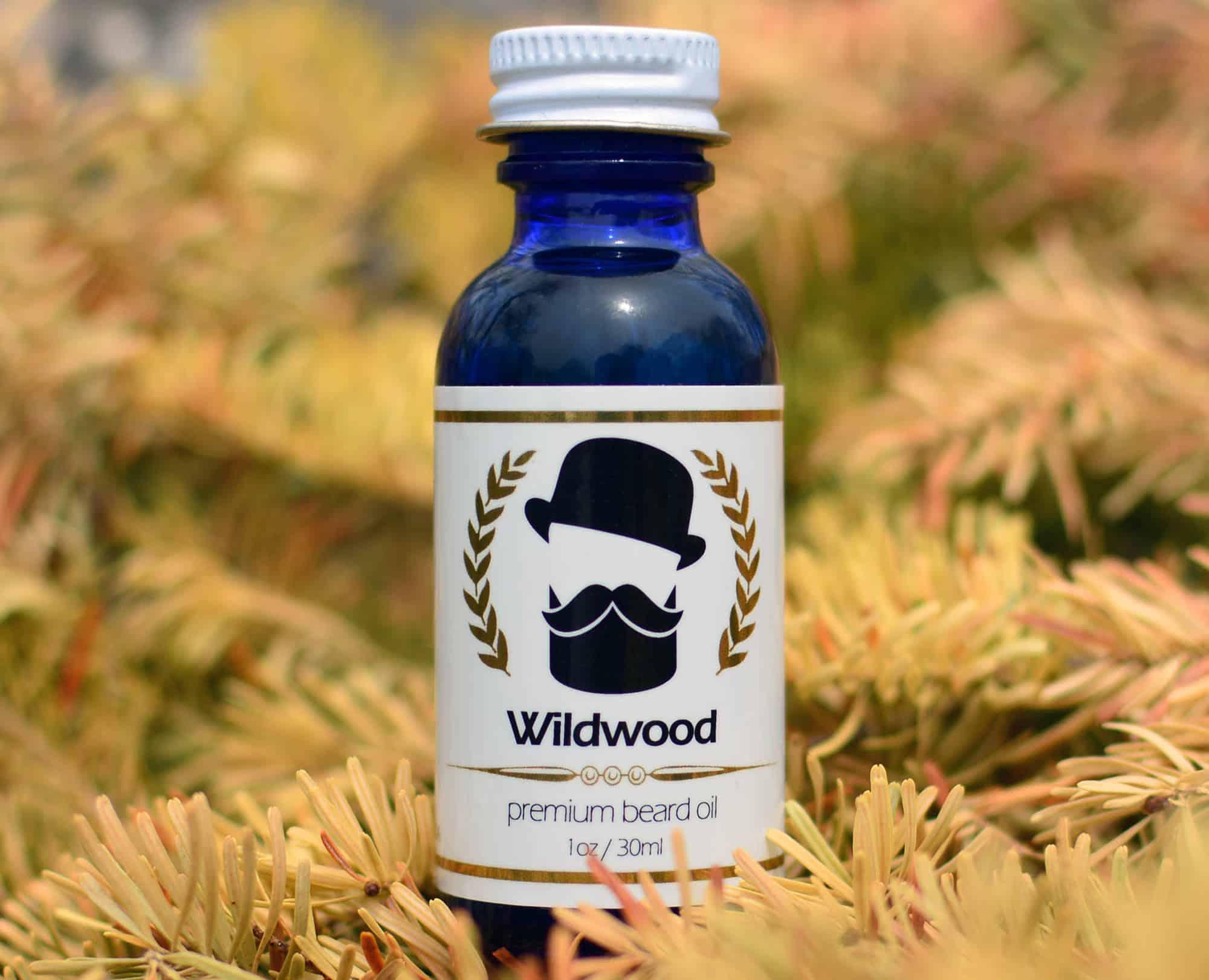 Beard Baron Wildwood – beard oil