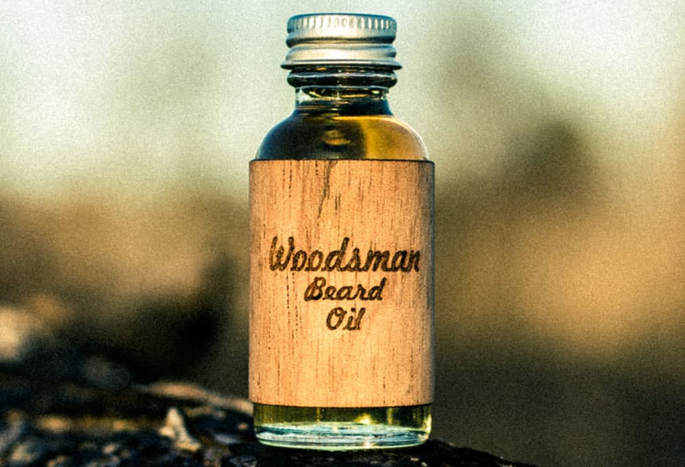 Bearded Bastard Woodsman – beard oil