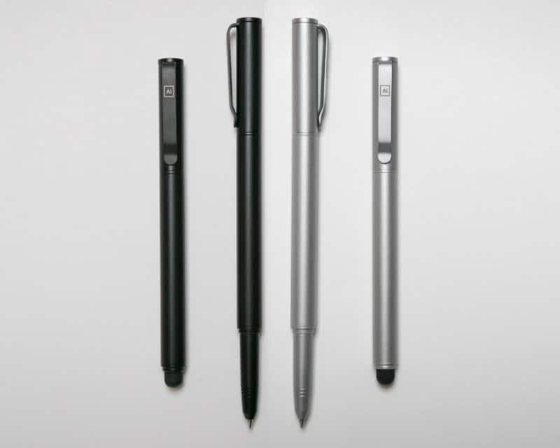 BigiDesign Solid Aluminum EDC Pen & Stylus