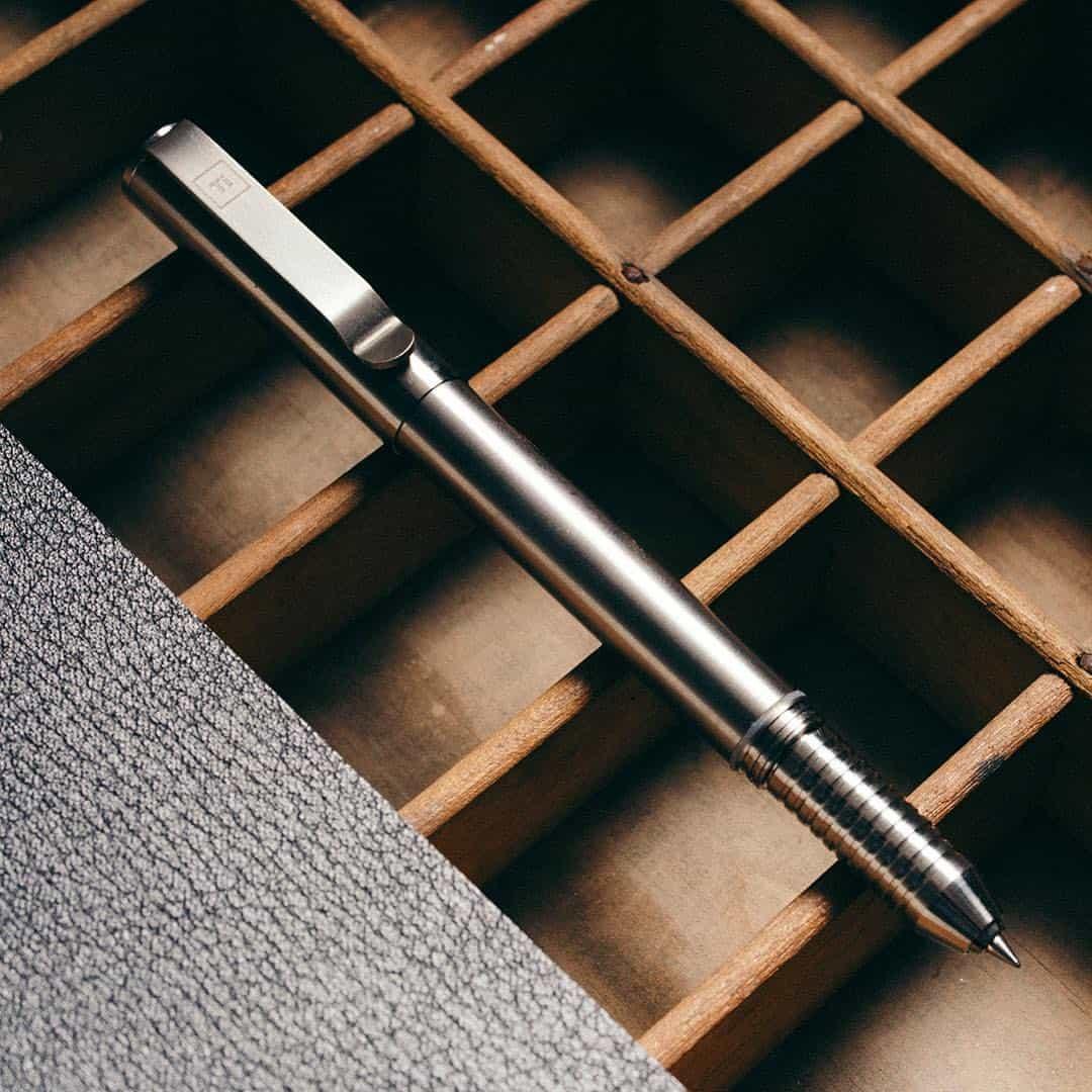 BigiDesign Ti Arto – edc pen
