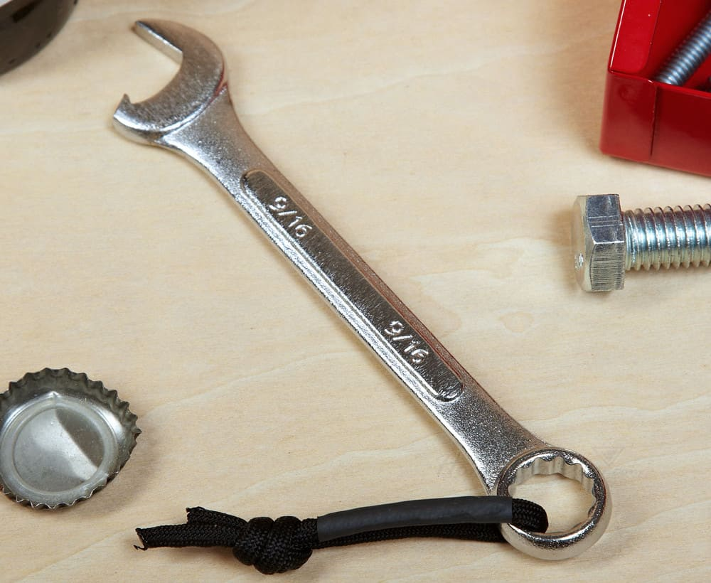 Bottle Opener Wrench