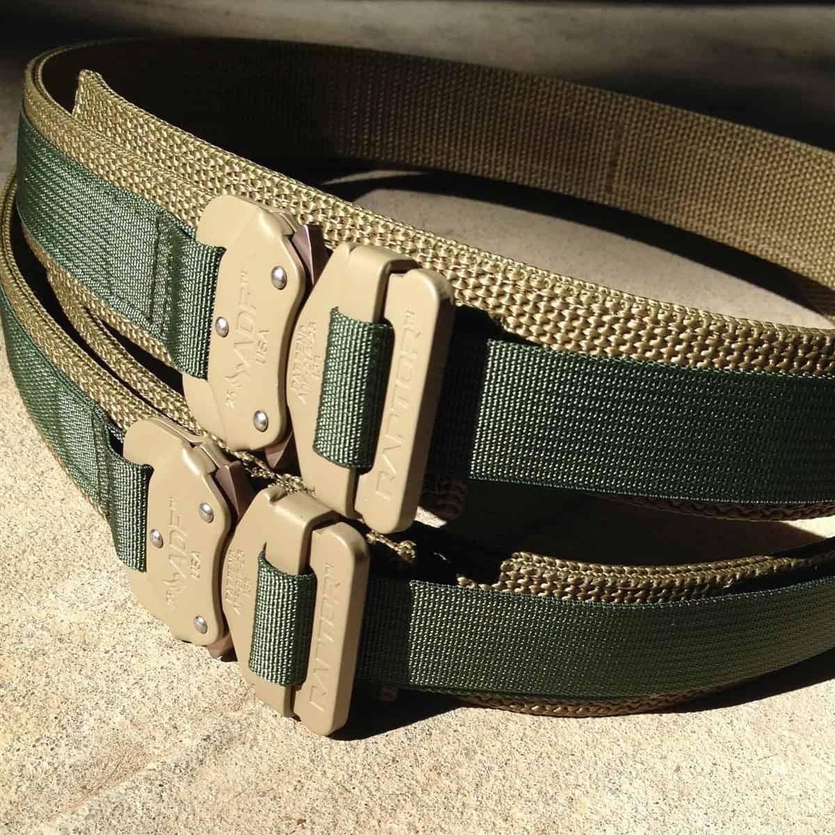 Brown Coat Tactical EDC Belt