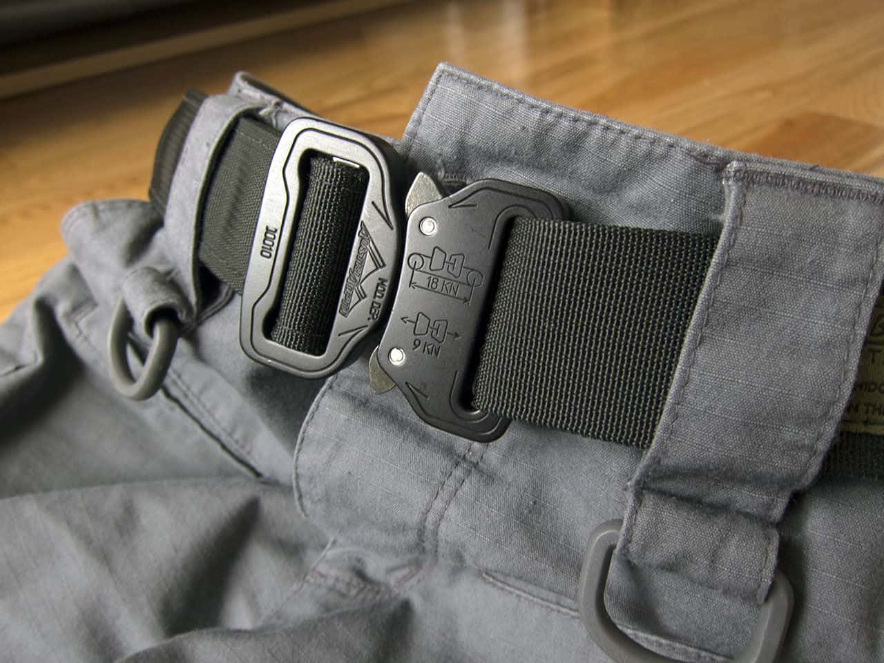 Bushido Tactical Operator – edc belt