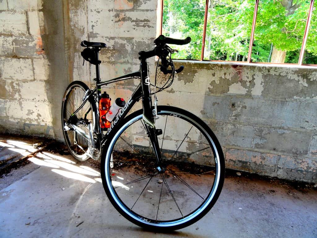 Cannondale Quick 1-4 – hybrid bike