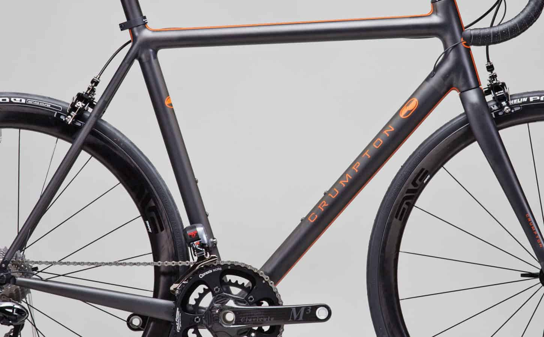 Carbon Fiber Frame – choosing hybrid bicycle
