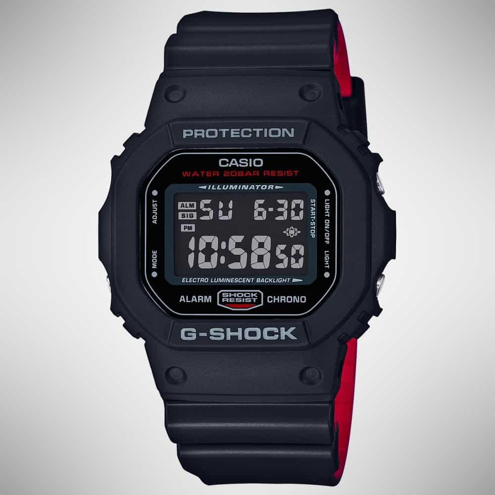 Casio G-Shock DW5600HR – digital watch