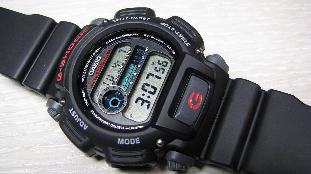 Casio G-Shock DW9052-1V – digital watch