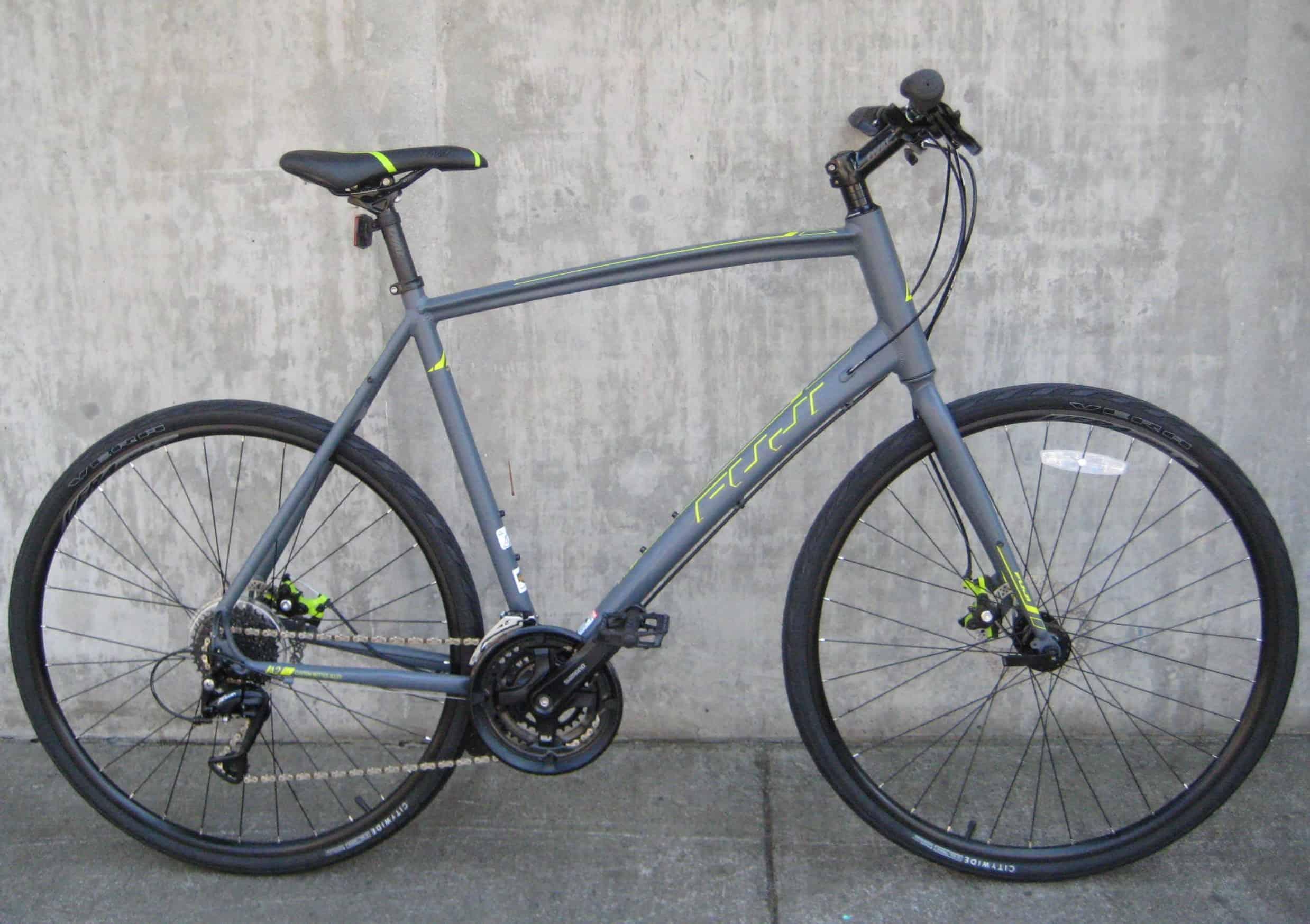 Choosing a Good Hybrid Bicycle