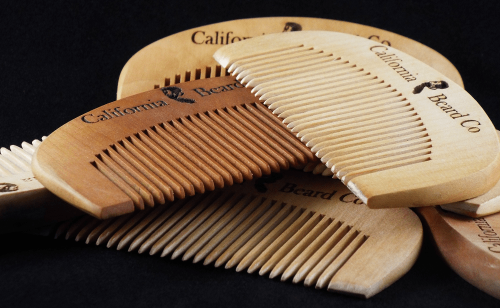 Comb – how to slick back hair