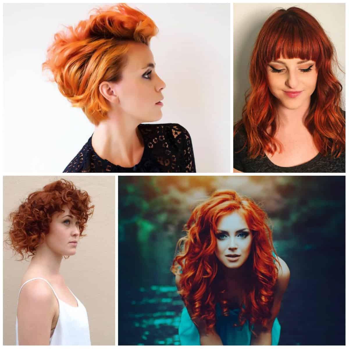 Copper Tones – hair color