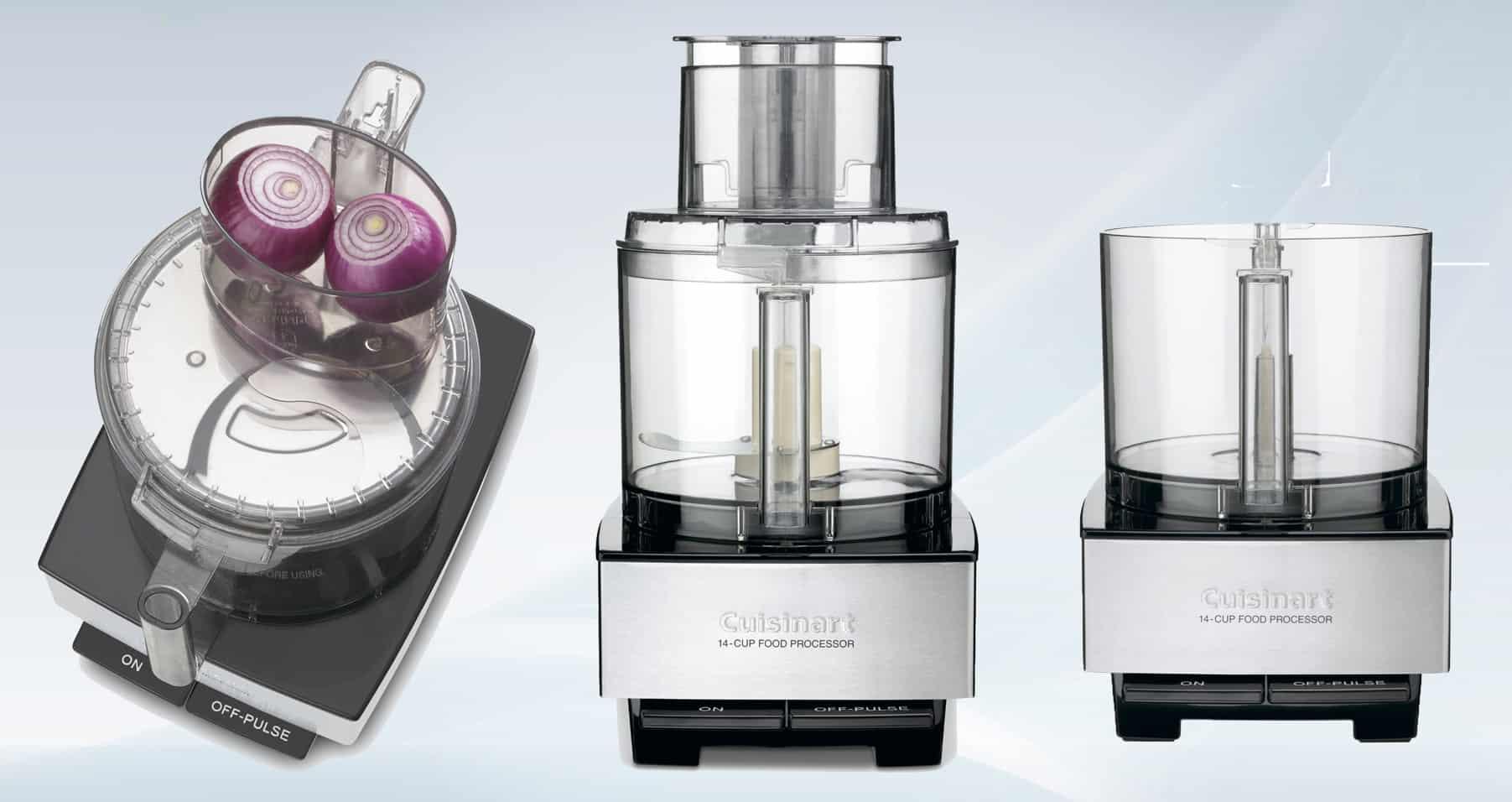 cuisinart 14 cup food processor reviews DFP-14BCN
