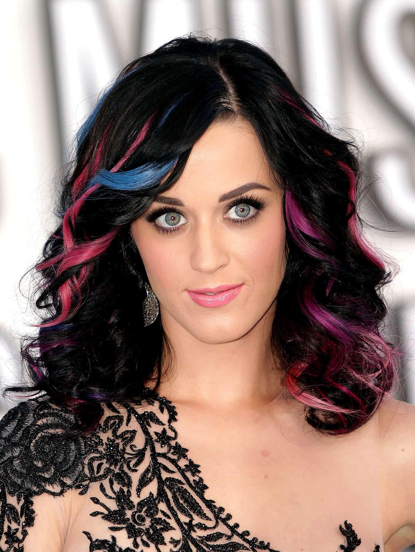 Dip Dye – hair color